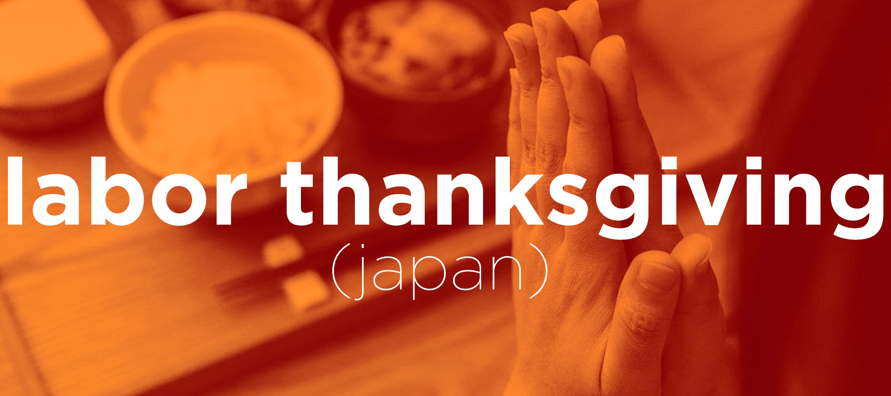 Thanksgiving Tradition Japan