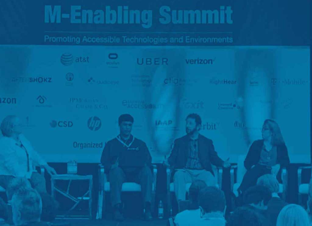 Photo of the Summit panel