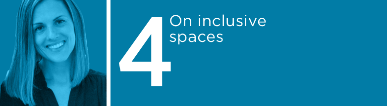 On Inclusive Spaces