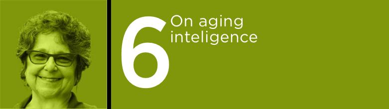 On Aging Inteligence