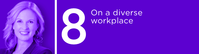 On A Diverse Workplace